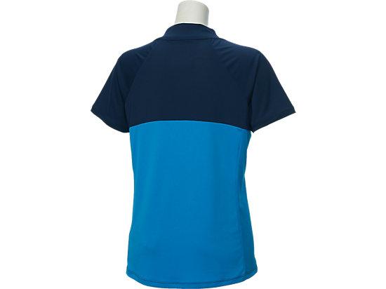 W CLUB TOP INDIGO BLUE