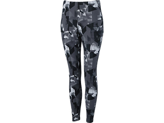 fuzeX GRAPHIC TIGHT PAINT GEO DARK GREY