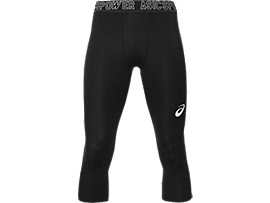 ¾ BASIS TRAININGTIGHT VOOR HEREN, Performance Black