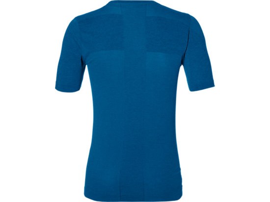 SEAMLESS TOP THUNDER BLUE HEATHER 15