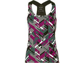BASE GPX TANK, PERFORMANCE BLACK POWER PRINT
