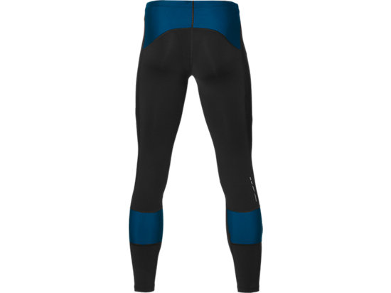 LEG BALANCE TIGHT PERFORMANCE BLACK/THUNDER BLUE 7