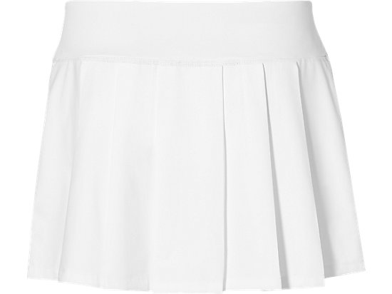 W CLUB SKORT REAL WHITE 7