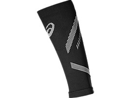 LB COMPRESSION CALF SLEEVE, Performance Black