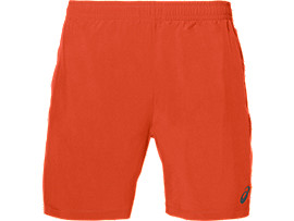 WOVEN SHORT 7IN, Red Clay