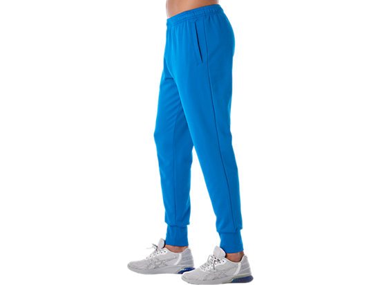 STYLED KNIT PANT RACE BLUE/MID GREY