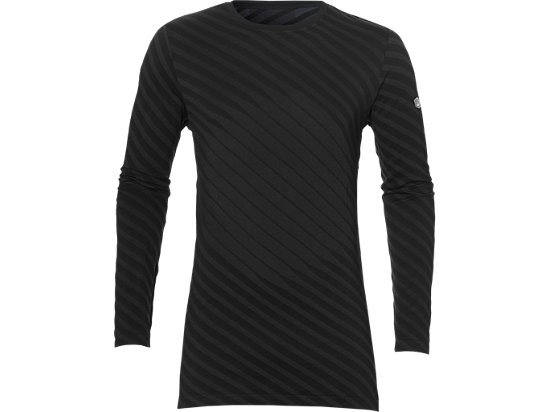 SEAMLESS LS TOP, Performance Black
