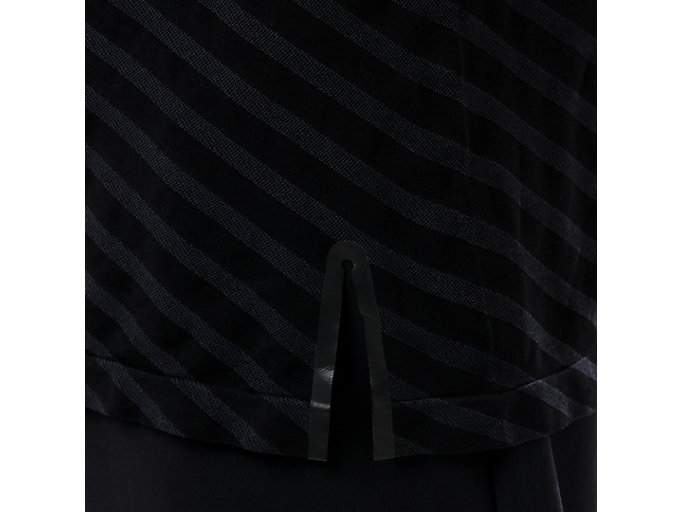 Alternative image view of SEAMLESS LS TOP, PERFORMANCE BLACK