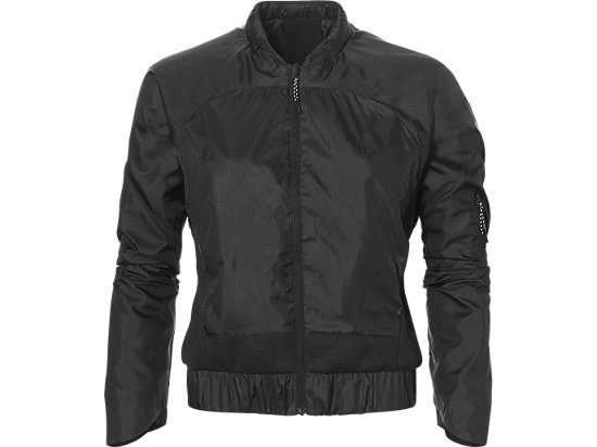 TECH JACKET, Performance Black