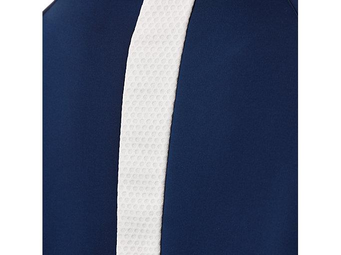 Alternative image view of CREW NECK PULLOVER, INDIGO BLUE