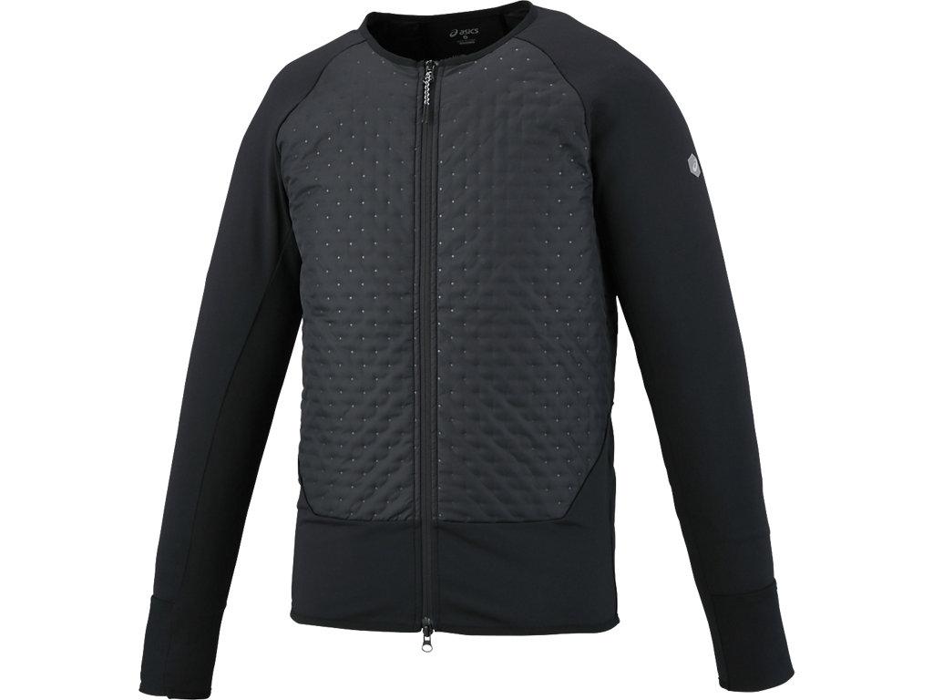 トレーニングウオーマージャケット:パフォーマンスブラック