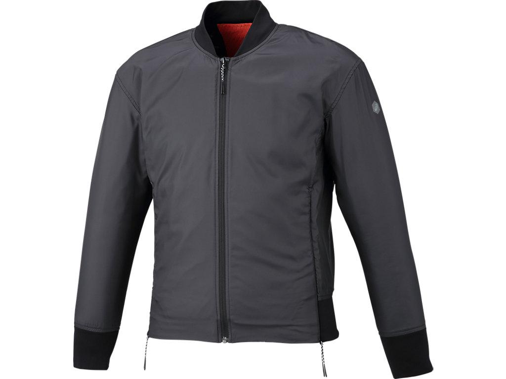 トレーニングウインドジャケット:ファントム