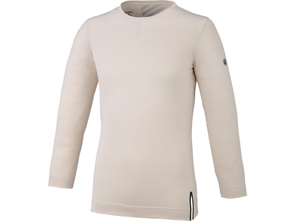 トレーニング長袖シャツ:バーチ