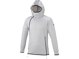 トレーニングラミネートニットジャケット