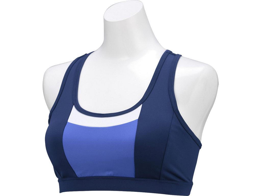 W'Sトレーニングブラ:ブルーパープル