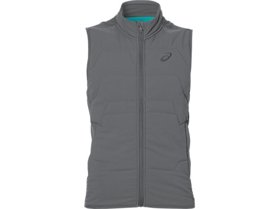 ATHLETE PADDED VEST, Castlerock
