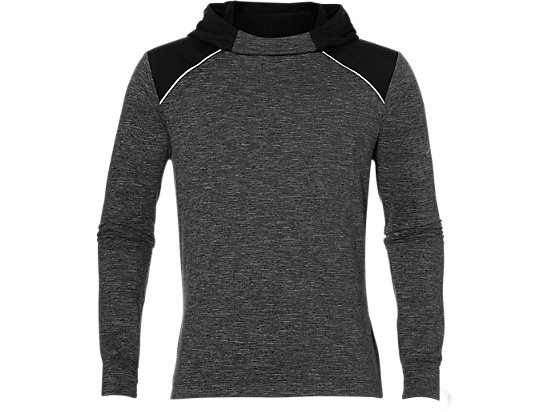 THERMOPOLIS HOODIE, Dark Grey Heather