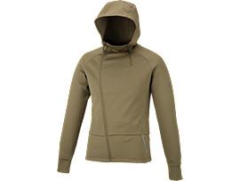 ランニングニットジャケット