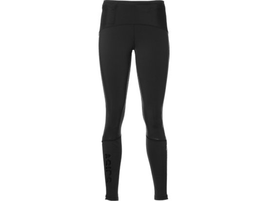 FUJI TRAIL TIGHTS, Performance Black