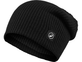 TRAINING ESSENTIAL BEANIE 	, Performance Black/ Heather Grey