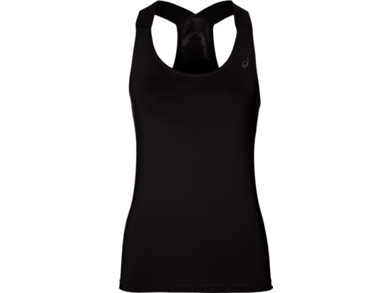 BASE TANK TOP, Performance Black