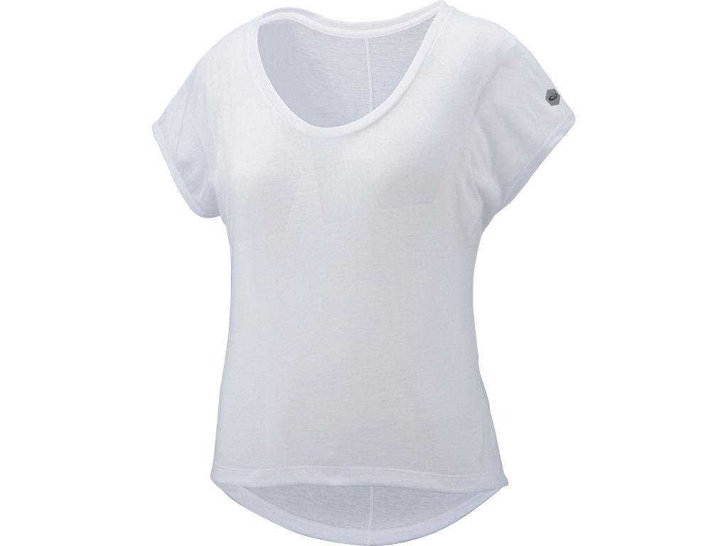 W'SトレーニンググラフィックTシャツ:ブリリアントホワイト