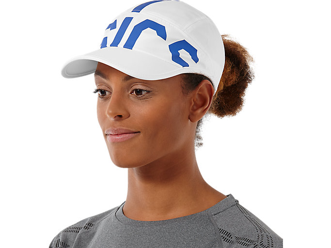 Alternative image view of TRAINING CAP, REAL WHITE