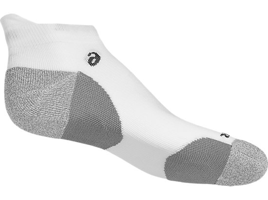 ROAD NEUTRAL ANKLE SINGLE TAB REAL WHITE