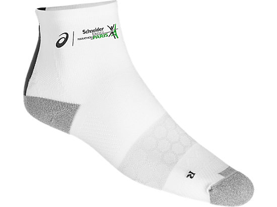 SPEED SOCK QUARTER, REAL WHITE