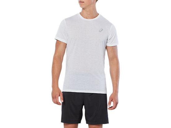 SPORT TRAIN TOP, REAL WHITE