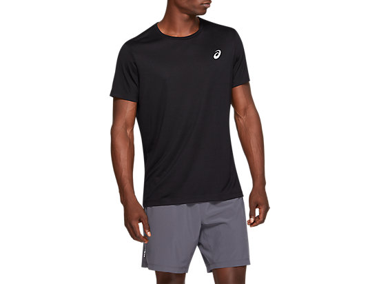 SPORT TRAIN TOP, PERFORMANCE BLACK