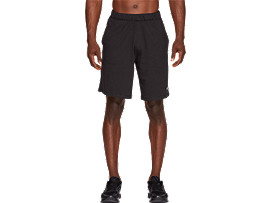 SPORT TRAINING SHORT, PERFORMANCE BLACK