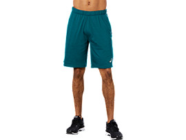 SPORT TRAINING SHORT, EVERGLADE