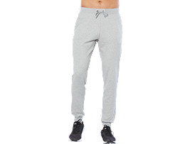 SPORT KNIT PANT, HEATHER GREY