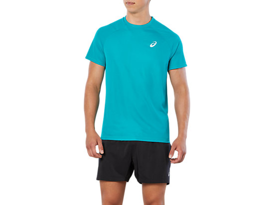 SPORT RUN TOP, LAPIS