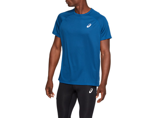 running tshirt mens asics