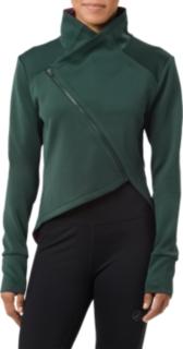 女士运动fuzeX针织夹克