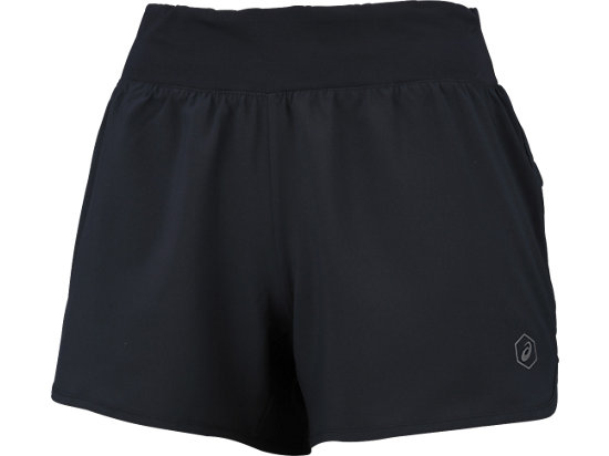 4IN SHORT PERFORMANCE BLACK