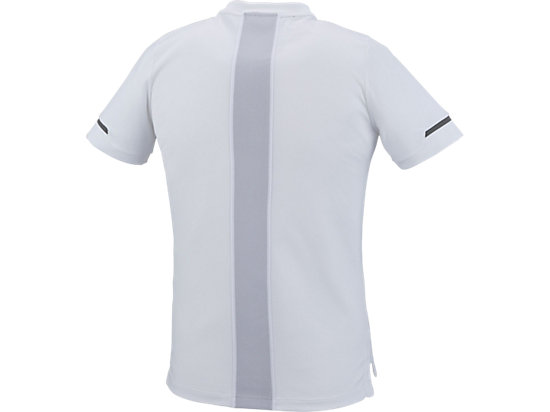 ATHLETE SS TOP REAL WHITE
