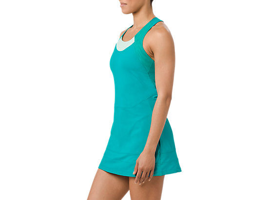 ATHLETE Y DRESS ARCTIC AQUA