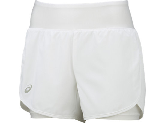 W CLUB 2IN SHORT REAL WHITE