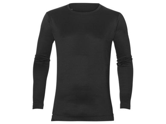 男式运动长袖T恤 米色