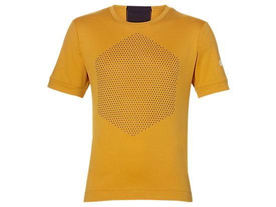 男式运动圆领短袖T恤 黑色
