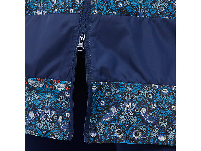 Alternative image view of LP LONG JACKET, Indigo Blue