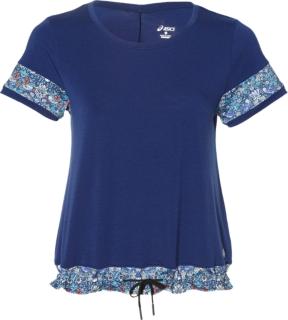 女式LIBERTY印花短袖T恤