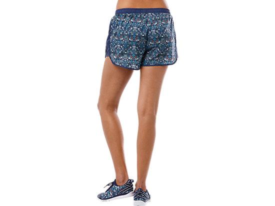 女運動短褲 BLUE