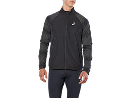 SPORT REFLECTIVE JKT, PERFORMANCE BLACK
