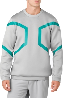 HEXAGON LS CREW TOP