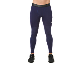 ASICS BASE LAYER LONG TIGHT, PEACOAT