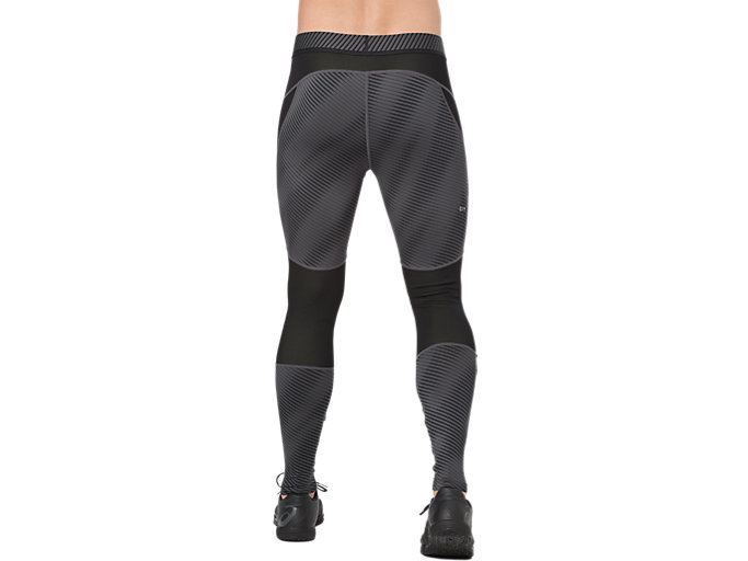 Back view of BASELAYER G TIGHT, PERFORMANCE BLACK